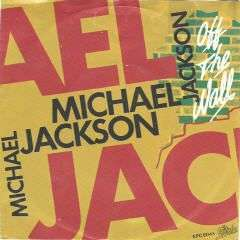 Coverafbeelding Off The Wall - Michael Jackson
