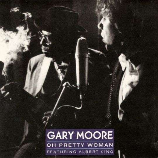 Coverafbeelding Oh Pretty Woman - Gary Moore Featuring Albert King