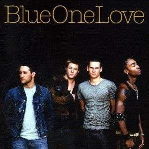 Coverafbeelding One Love - Blue