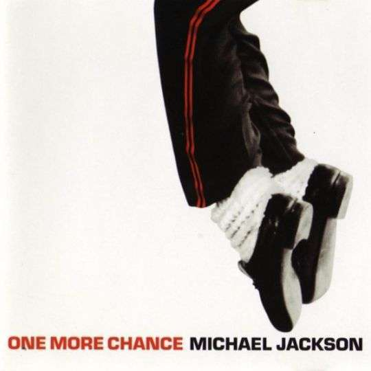 Coverafbeelding One More Chance - Michael Jackson