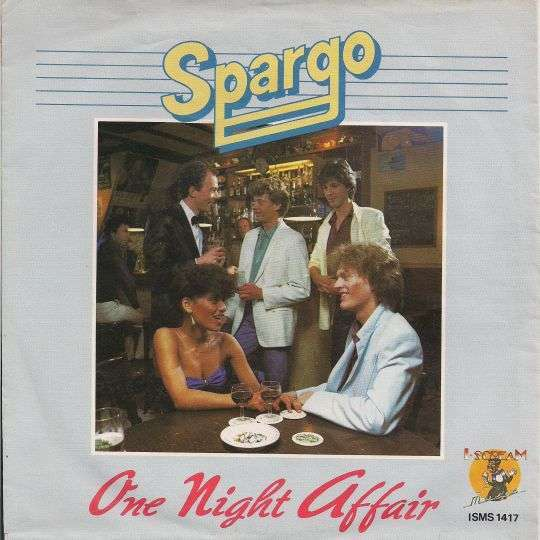 Coverafbeelding One Night Affair - Spargo