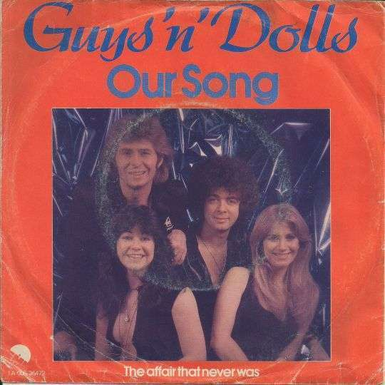 Coverafbeelding Guys 'n' Dolls - Our Song