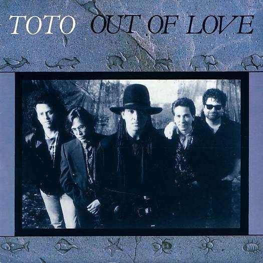 Coverafbeelding Out Of Love - Toto