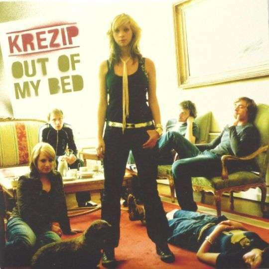 Coverafbeelding Out Of My Bed - Krezip