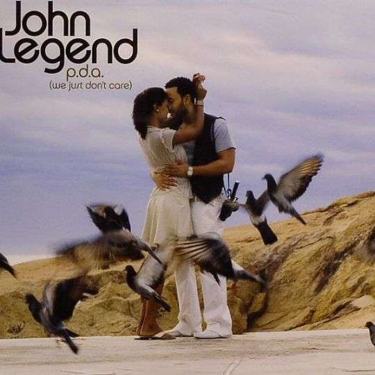 Coverafbeelding P.d.a. (We Just Don't Care) - John Legend