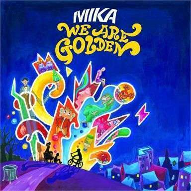 Coverafbeelding We Are Golden - Mika