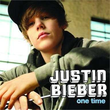 Coverafbeelding One Time - Justin Bieber