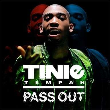 Coverafbeelding Pass Out - Tinie Tempah