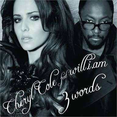 Coverafbeelding 3 Words - Cheryl Cole Feat Will.i.am