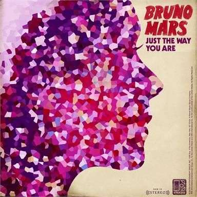 Coverafbeelding Just The Way You Are - Bruno Mars