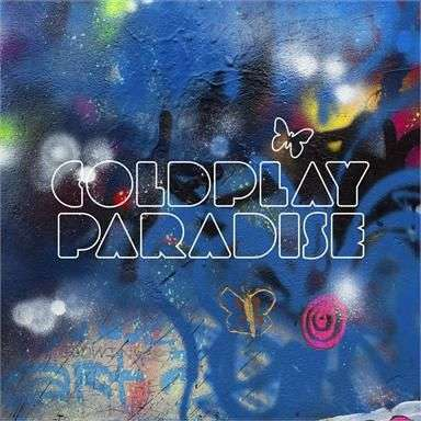 Coverafbeelding Paradise - Coldplay