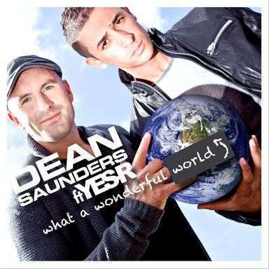 Coverafbeelding What A Wonderful World - Dean Saunders Ft Yes-R