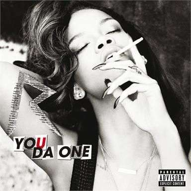 Coverafbeelding You Da One - Rihanna