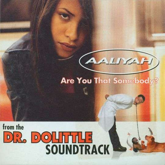 Coverafbeelding Are You That Somebody? - Aaliyah