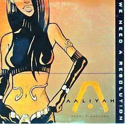 Coverafbeelding We Need A Resolution - Aaliyah Feat. Timbaland