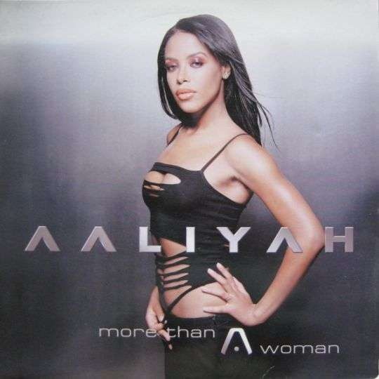 Coverafbeelding More Than A Woman - Aaliyah