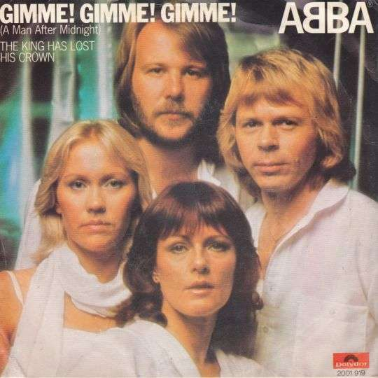 Coverafbeelding Gimme! Gimme! Gimme! (A Man After Midnight) - Abba