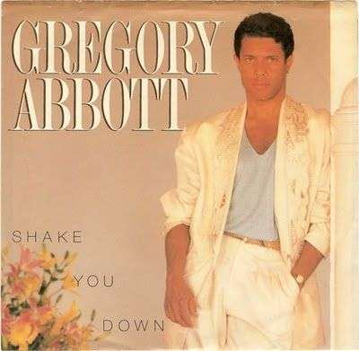 Coverafbeelding Gregory Abbott - Shake You Down