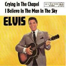 Coverafbeelding Crying In The Chapel - Elvis