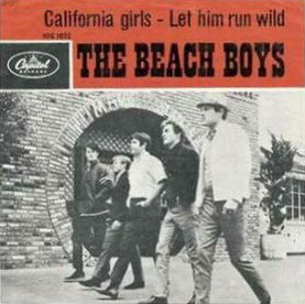Coverafbeelding California Girls - The Beach Boys