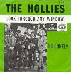 Coverafbeelding Look Through Any Window - The Hollies
