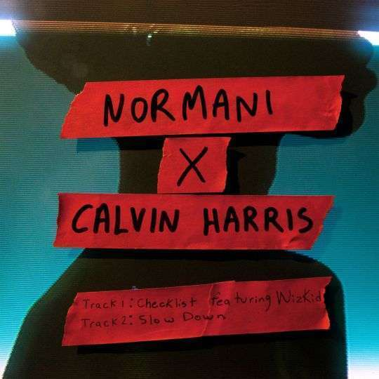Coverafbeelding Checklist - Normani X Calvin Harris Featuring Wizkid