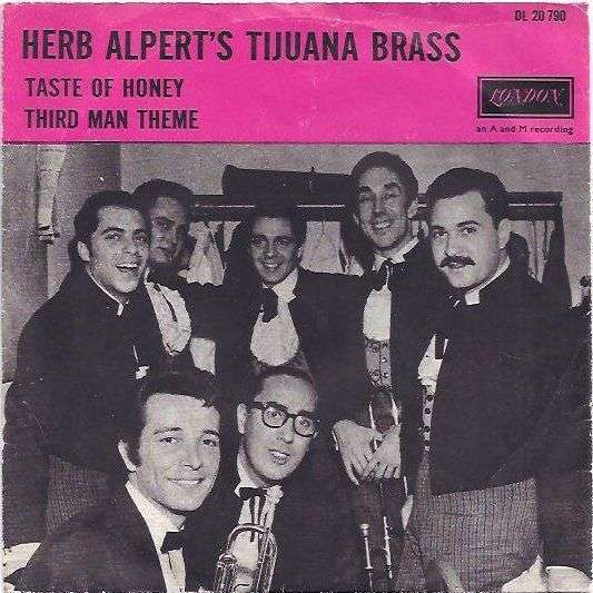 Coverafbeelding Taste Of Honey - Herb Alpert's Tijuana Brass