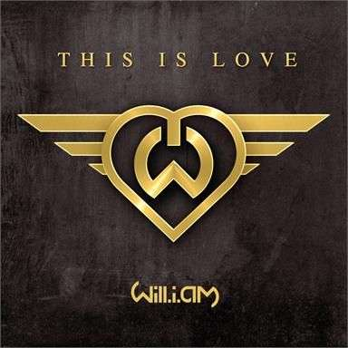Coverafbeelding This Is Love - Will.i.am