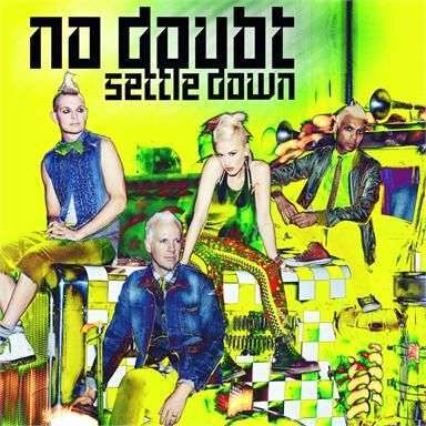 Coverafbeelding Settle Down - No Doubt