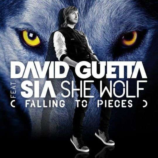 Coverafbeelding She Wolf (Falling To Pieces) - David Guetta Feat. Sia