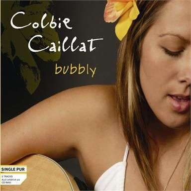 Coverafbeelding Bubbly - Colbie Caillat