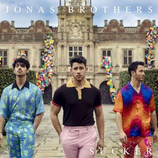 Coverafbeelding Sucker - Jonas Brothers