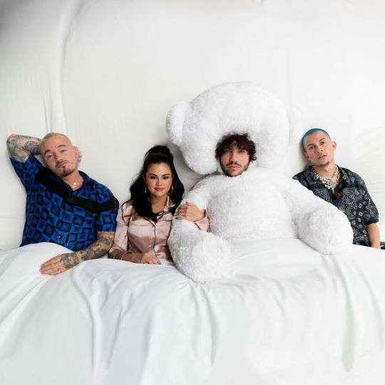Coverafbeelding I Can't Get Enough - Benny Blanco, Selena Gomez, J Balvin, Tainy