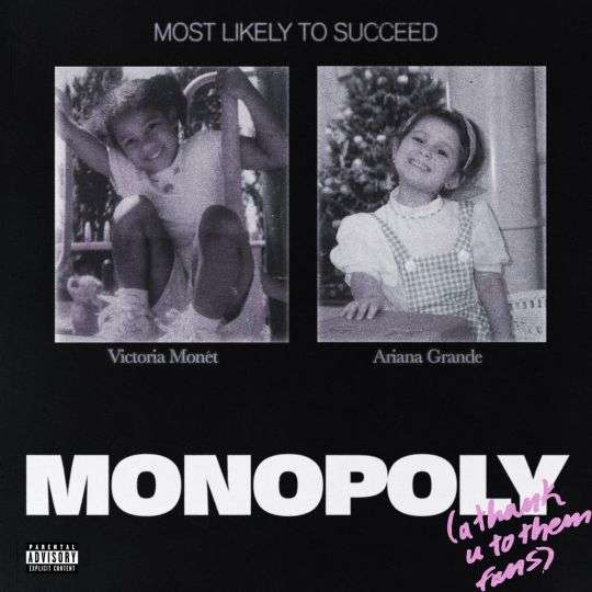 Coverafbeelding Monopoly (A Thank U To Them Fans) - Victoria Monét & Ariana Grande