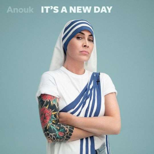 Coverafbeelding It's A New Day - Anouk
