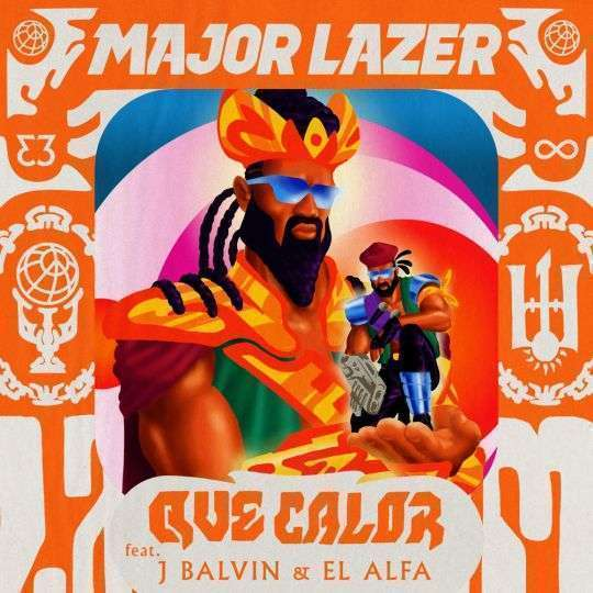 Coverafbeelding Que Calor - Major Lazer Feat. J Balvin & El Alfa