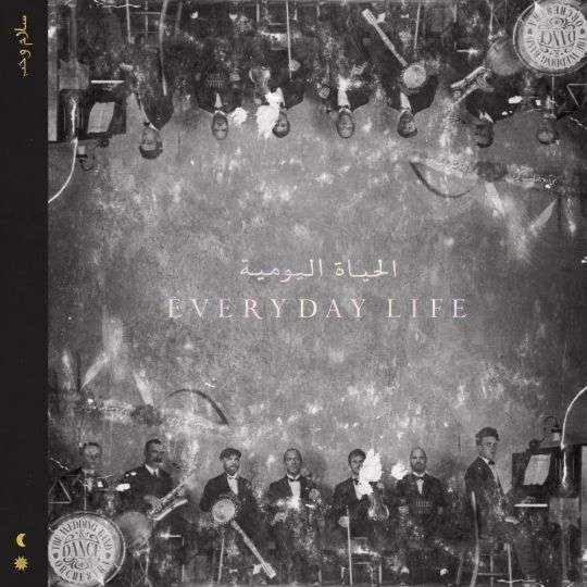 Coverafbeelding Coldplay - Everyday Life