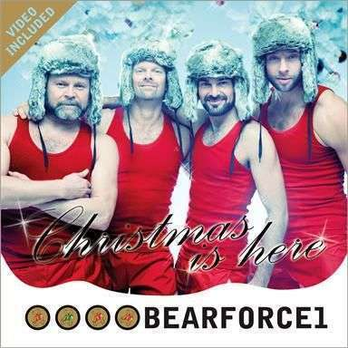 Coverafbeelding Bearforce1 - Christmas Is Here
