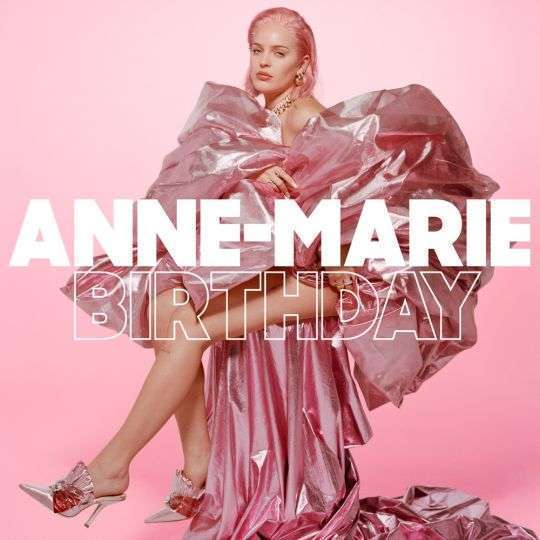 Coverafbeelding Birthday - Anne-Marie