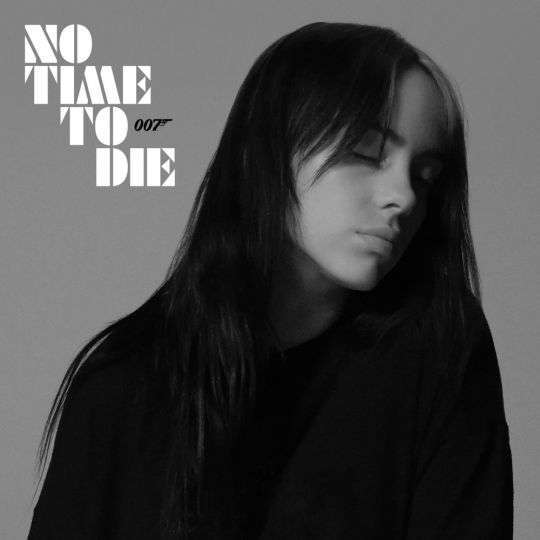 Coverafbeelding No Time To Die - Billie Eilish