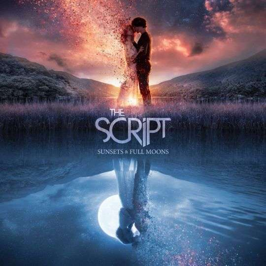 Coverafbeelding Something Unreal - The Script