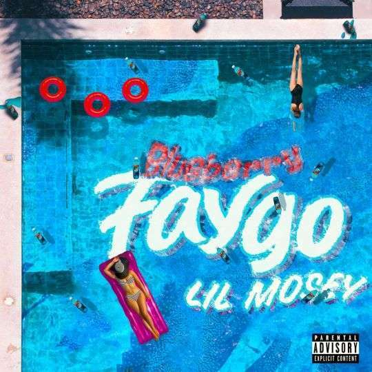 Coverafbeelding Lil Mosey - Blueberry Faygo
