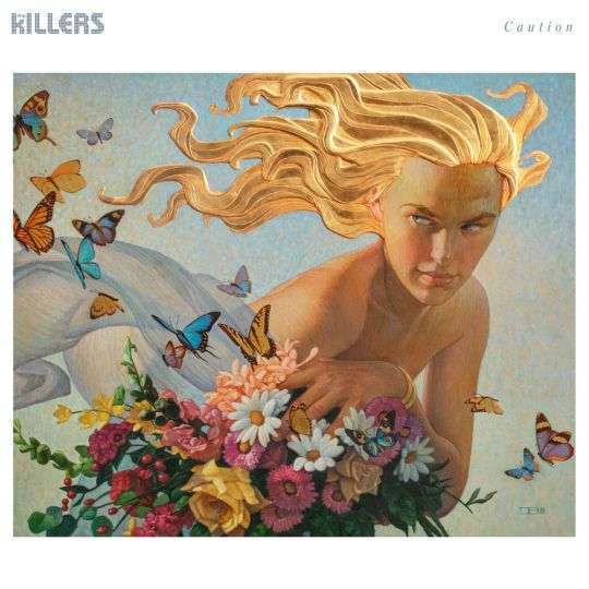 Coverafbeelding Caution - The Killers