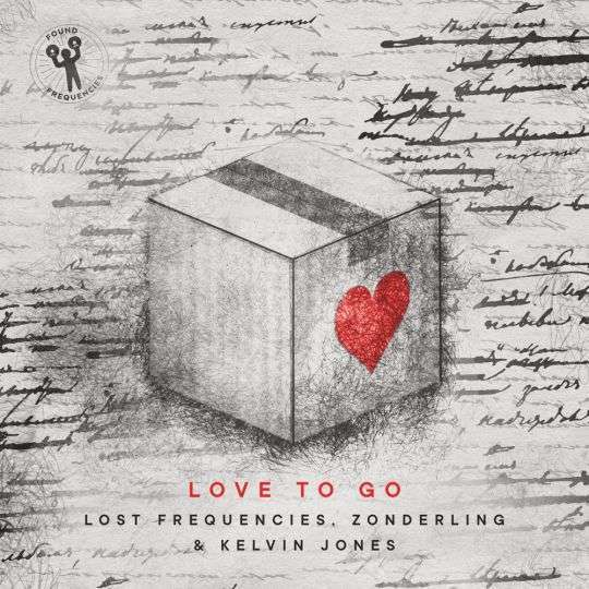 Coverafbeelding Love To Go - Lost Frequencies, Zonderling & Kelvin Jones