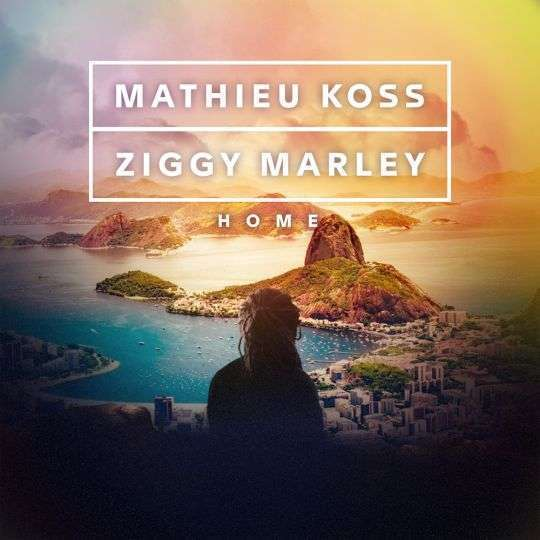 Coverafbeelding Home - Mathieu Koss & Ziggy Marley