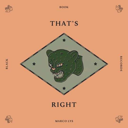 Coverafbeelding Marco Lys - That's Right