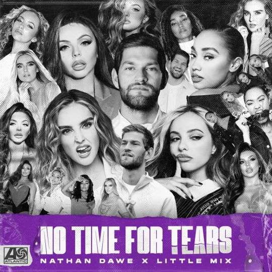 Coverafbeelding Nathan Dawe x Little Mix - No Time For Tears