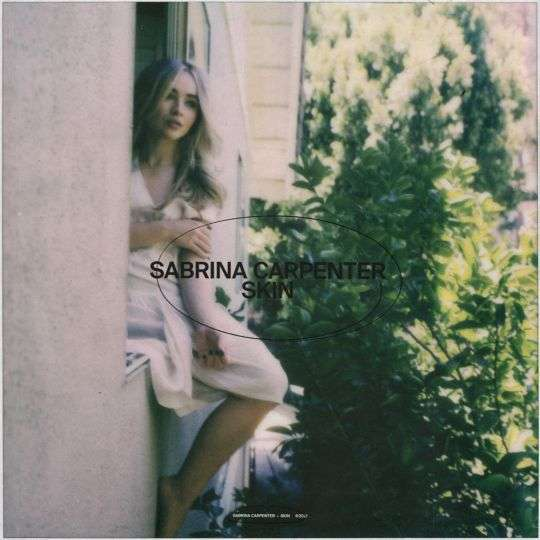 Coverafbeelding Sabrina Carpenter - Skin