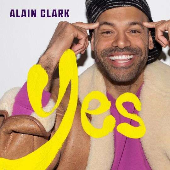 Coverafbeelding Alain Clark - Yes