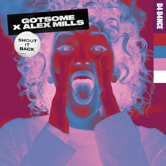 Coverafbeelding GotSome x Alex Mills - Shout It Back